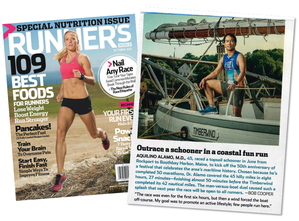 runners world features windjammer days