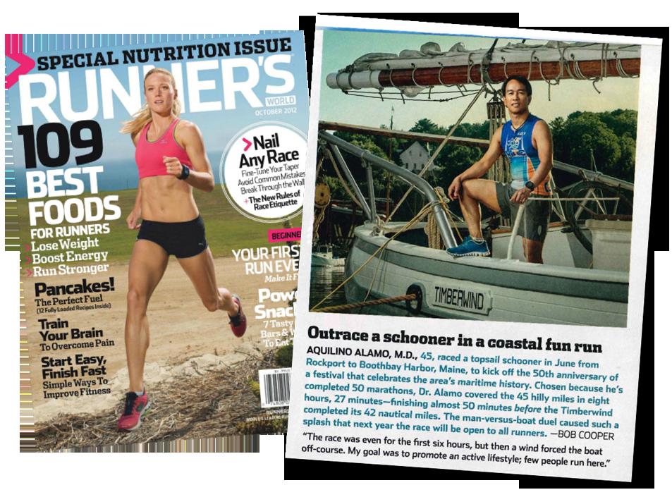 runners world features windjammer days